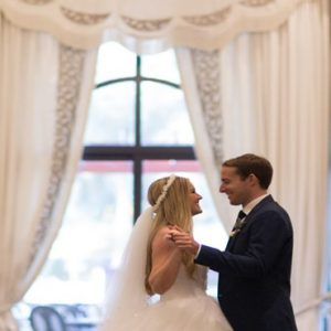 Luxury Dubai Holiday Packages Jumeirah Zabeel Saray Bride And Groom First Dance1