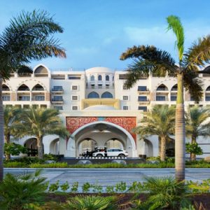 Luxury Dubai Holiday Packages Jumeirah Zabeel Saray Hotel Exterior