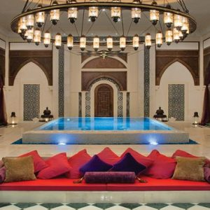 Luxury Dubai Holiday Packages Jumeirah Zabeel Saray Interior