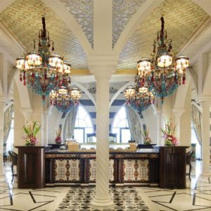 Luxury Dubai Holiday Packages Jumeirah Zabeel Saray Interior 3