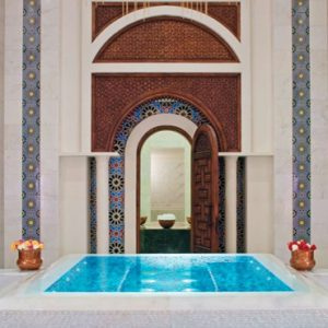 Luxury Dubai Holiday Packages Jumeirah Zabeel Saray Spa Pool1