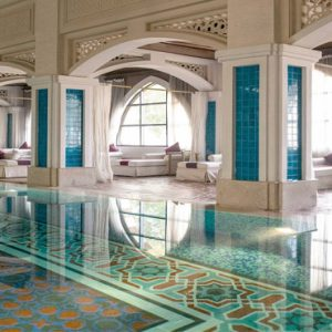 Luxury Dubai Holiday Packages Jumeirah Zabeel Saray Talise Spa