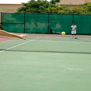 Luxury Dubai Holiday Packages Jumeirah Zabeel Saray Tennis