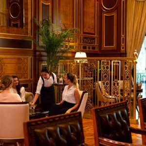 Luxury Dubai Holiday Packages Jumeirah Zabeel Saray The Crown