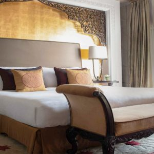 Luxury Dubai Holiday Packages Jumeirah Zabeel Saray Two Bedroom Suite Bedroom2