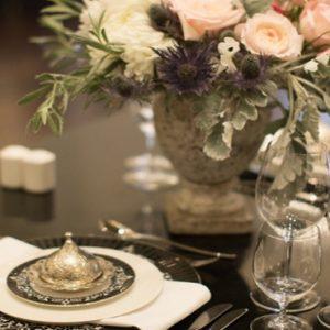 Luxury Dubai Holiday Packages Jumeirah Zabeel Saray Wedding Table Setup