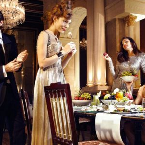 Luxury Dubai Holiday Packages Jumeirah Zabeel Saray Dining