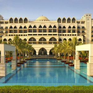 Luxury Dubai Holiday Packages Jumeirah Zabeel Saray Exterior