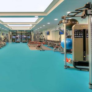 Luxury Dubai Holiday Packages Jumeirah Zabeel Saray Gym