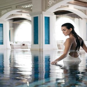 Luxury Dubai Holiday Packages Jumeirah Zabeel Saray Pool