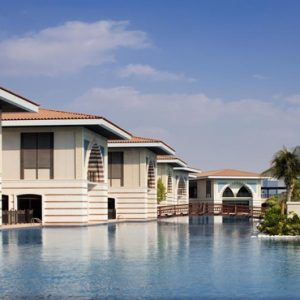 Luxury Dubai Holiday Packages Jumeirah Zabeel Saray Pool 2