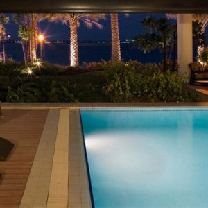 Luxury Dubai Holiday Packages Jumeirah Zabeel Saray Pool 4