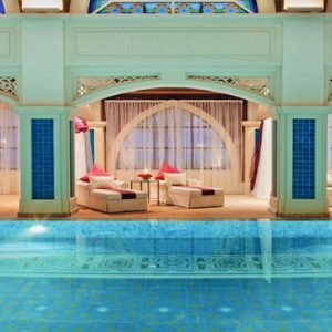 Luxury Dubai Holiday Packages Jumeirah Zabeel Saray Pool2
