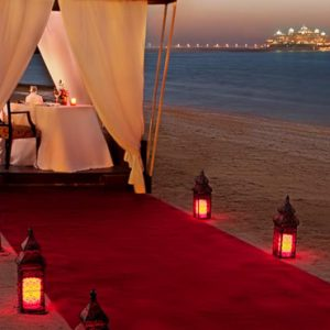 Luxury Dubai Holiday Packages Jumeirah Zabeel Saray Romance
