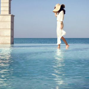 Luxury Dubai Holiday Packages Jumeirah Zabeel Saray Saray Pool