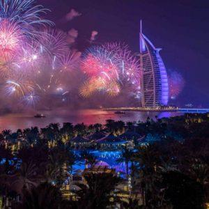 Luxury Dubai Holiday Packages Jumierah Al Qasr At Madinat Jumierah Fireworks