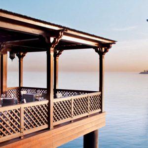 Luxury Dubai Holiday Packages Jumierah Al Qasr At Madinat Jumierah Pierchic 2