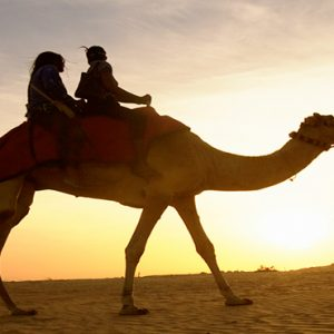 Luxury Dubai Holiday Packages One&Only The Palm Camel Riding