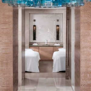 Luxury Dubai Holiday Packages One&Only The Palm Couple Spa Treatment Room