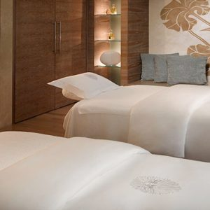 Luxury Dubai Holiday Packages One&Only The Palm Couple Spa Treatment Room1