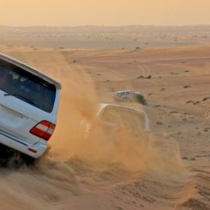 Luxury Dubai Holiday Packages One&Only The Palm Desert Safari