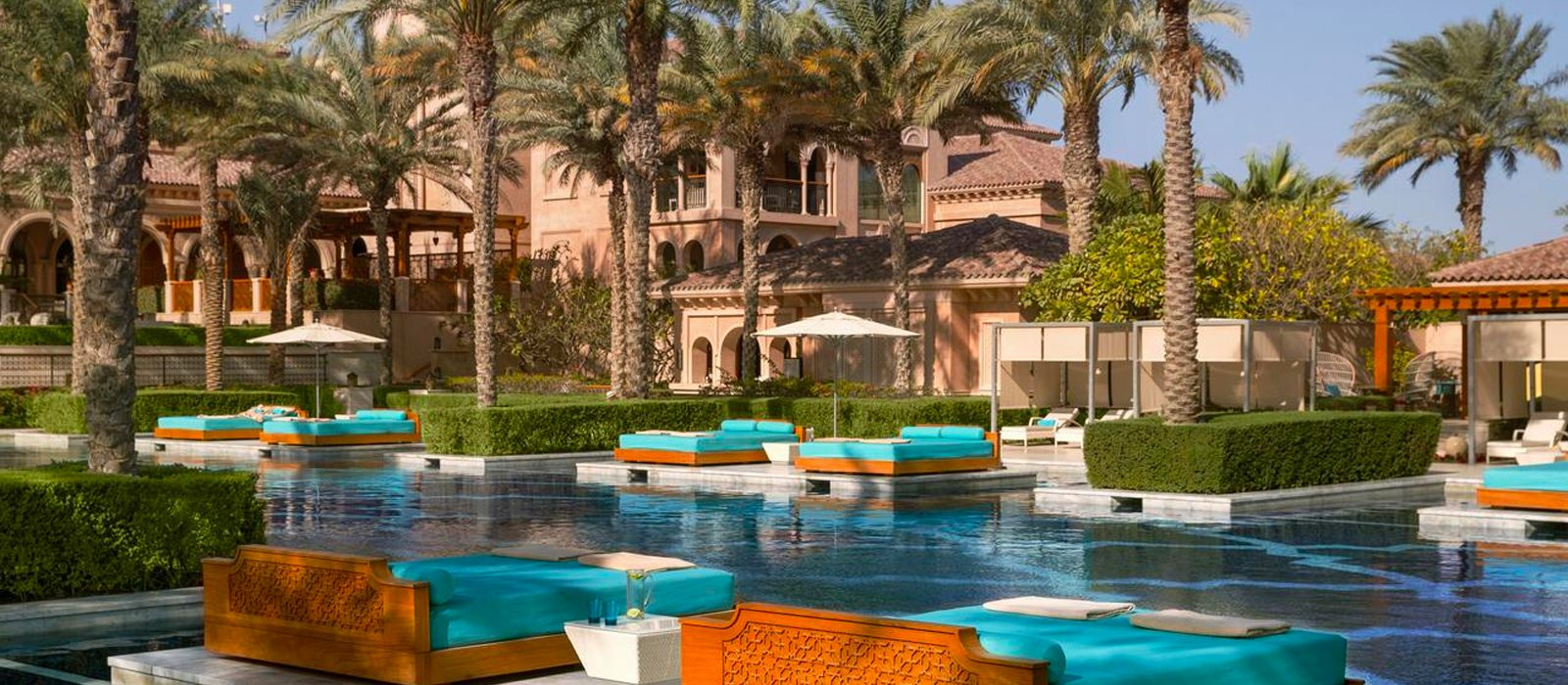 Luxury Dubai Holiday Packages One&Only The Palm Header