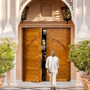 Luxury Dubai Holiday Packages One&Only The Palm Manor 'Grand Palm' Suite Butler