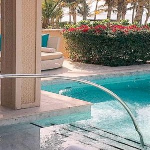 Luxury Dubai Holiday Packages One&Only The Palm Palm Beach Executive Suite With Pool Pool2