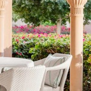 Luxury Dubai Holiday Packages One&Only The Palm Palm Manor Executive Suite Terrace