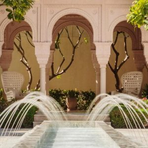 Luxury Dubai Holiday Packages One&Only The Palm Water Fall