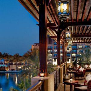 Luxury Dubai Holiday Packages Jumeirah Mina A Salam At Madinat Jumeriah Burj Al Arab Views
