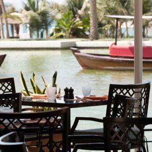 Luxury Dubai Holiday Packages Jumeirah Mina A Salam At Madinat Jumeriah Dining
