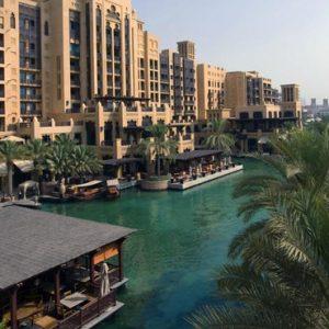 Luxury Dubai Holiday Packages Jumeirah Mina A Salam At Madinat Jumeriah Exterior