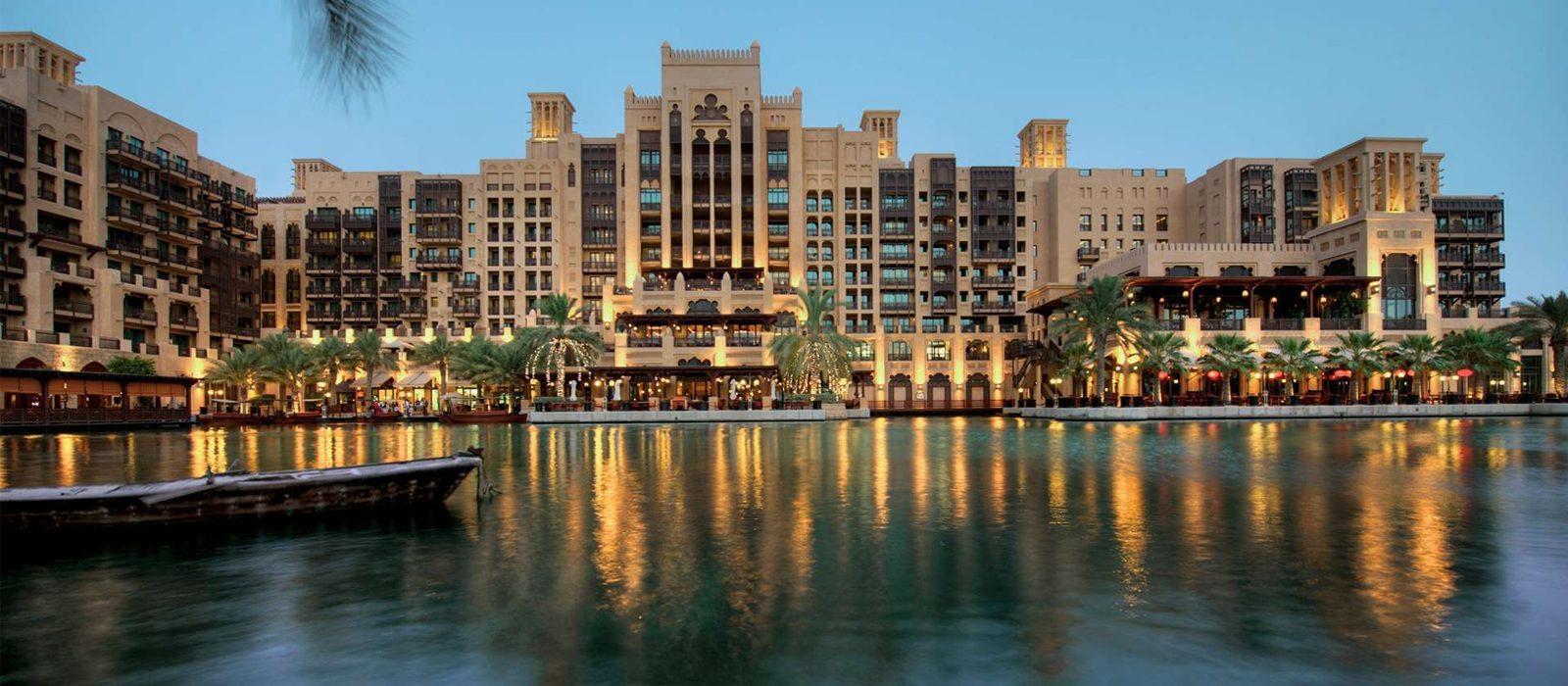 Luxury Dubai Holiday Packages Jumeirah Mina A Salam At Madinat Jumeriah Header