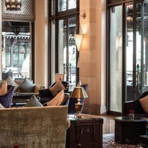 Luxury Dubai Holiday Packages Jumeirah Mina A Salam At Madinat Jumeriah Lounge