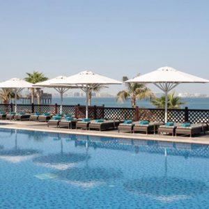 Luxury Dubai Holiday Packages Jumeirah Mina A Salam At Madinat Jumeriah Pool