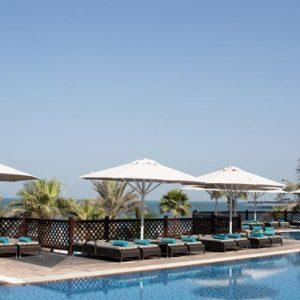 Luxury Dubai Holiday Packages Jumeirah Mina A Salam At Madinat Jumeriah Pool 2