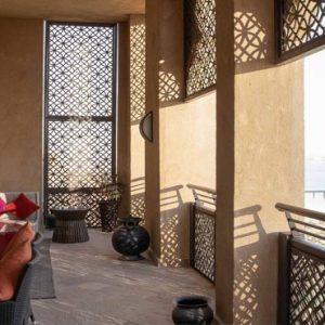 Luxury Dubai Holiday Packages Jumeirah Mina A'Salam At Madinat Jumeirah Royal Suite