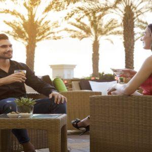 Luxury Dubai Holidays Amwaj Rotana Al Fresco Dining