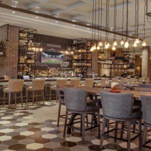 Luxury Dubai Holidays Amwaj Rotana Bar And Restaurant