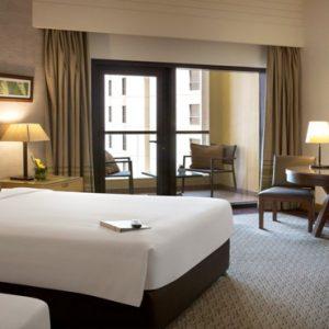 Luxury Dubai Holidays Amwaj Rotana Classic Sea View Room1