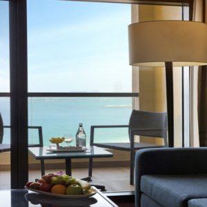 Luxury Dubai Holidays Amwaj Rotana Classic Sea View Room2