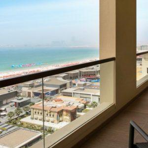 Luxury Dubai Holidays Amwaj Rotana Classic Sea View Suite2