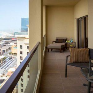 Luxury Dubai Holidays Amwaj Rotana Classic Sea View Suite3