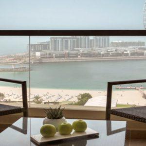Luxury Dubai Holidays Amwaj Rotana Club Rotana Sea View Rooms1