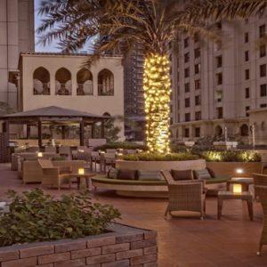 Luxury Dubai Holidays Amwaj Rotana Fumo Lounge By Rosso
