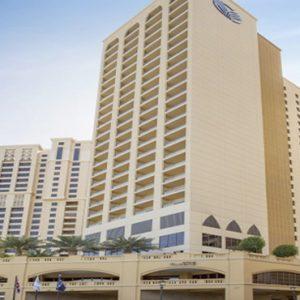Luxury Dubai Holidays Amwaj Rotana Hotel Exterior