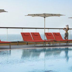 Luxury Dubai Holidays Amwaj Rotana Pool