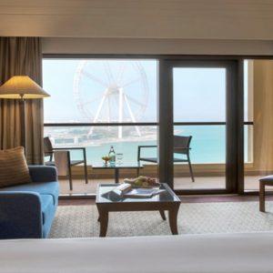 Luxury Dubai Holidays Amwaj Rotana Premium Sea View Room