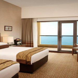 Luxury Dubai Holidays Amwaj Rotana Premium Sea View Room1